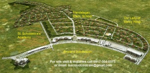 Bacolod Centrale Location